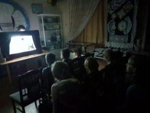 театр теневой